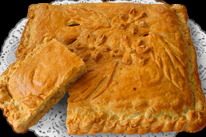 Пирог с мойвой рецепт с пошагово из слоеного теста